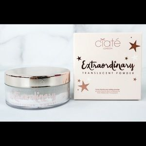 🆕 Ciaté Extraordinary Translucent Setting Powder